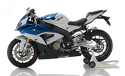 BMW S1000RR Lupin Blue Metallic