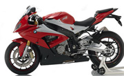 BMW S1000RR Racing Red