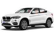 BMW X6 Alpine White