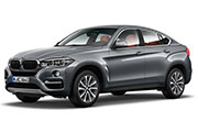 BMW X6 Space Grey