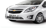 Chevrolet Beat Summit White