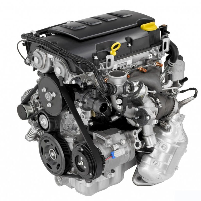 Chevrolet Spark Engine Origin