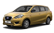 Datsun Go Plus Gold