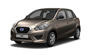Datsun Go Plus Gray