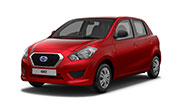 Datsun Go Plus Ruby