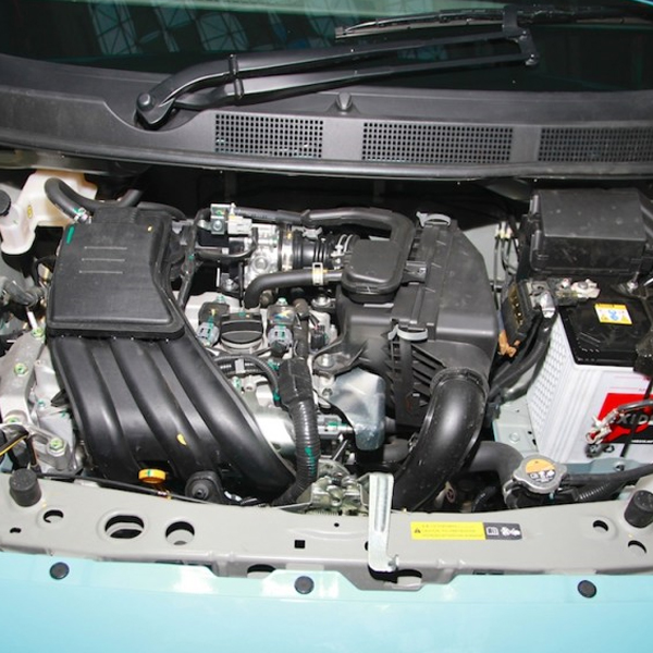 Datsun Go Engine