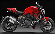 Ducati Monster 1200 Red