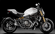 Ducati Monster 1200 S Star White