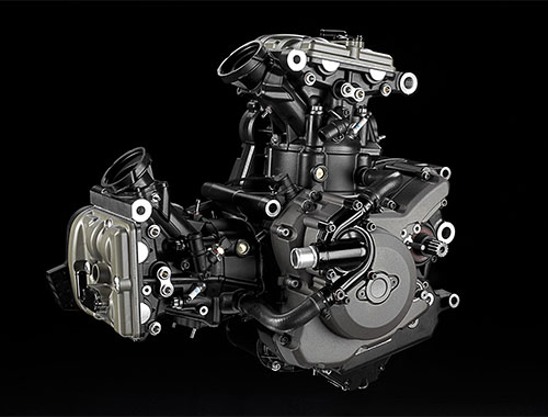 Ducati Monster 1200 Engine