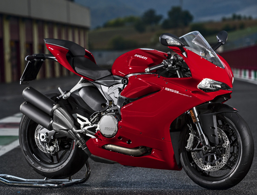 Ducati Panigale 959 Appearance