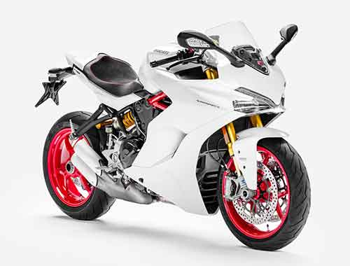 Ducati SuperSport Appearance