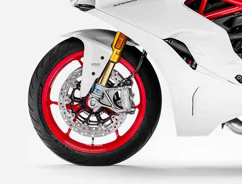 Ducati SuperSport Safety