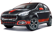 Fiat Abarth Punto Hip Hop Black