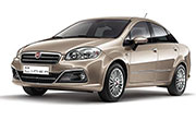 Fiat Linea Sunbeam Gold