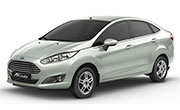 Ford Fiesta Diamond White
