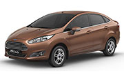 Ford Fiesta Golden Bronze