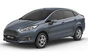 Ford Fiesta Smoke Grey