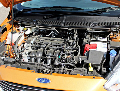 ford figo Engine