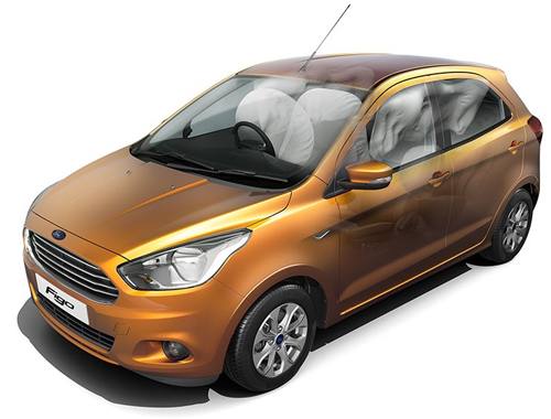 ford figo Safety