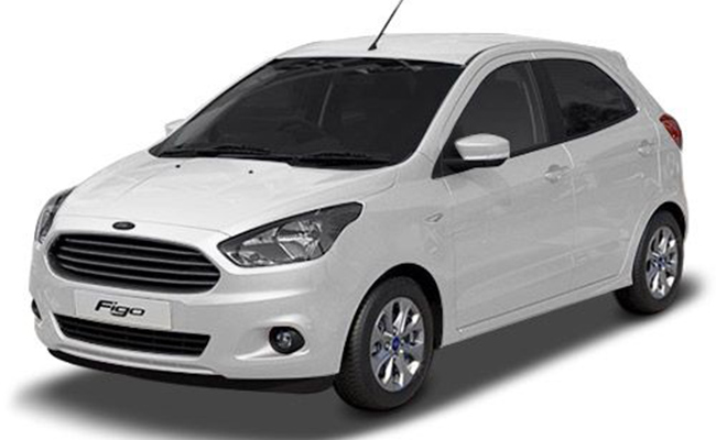 Ford Figo on ford duratec engine