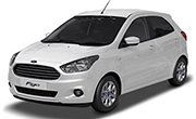 Ford Figo Oxford White