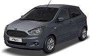 Ford Figo Smoke Grey