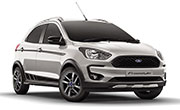 Ford Freestyle Moondust Silver