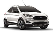Ford Freestyle Oxford White