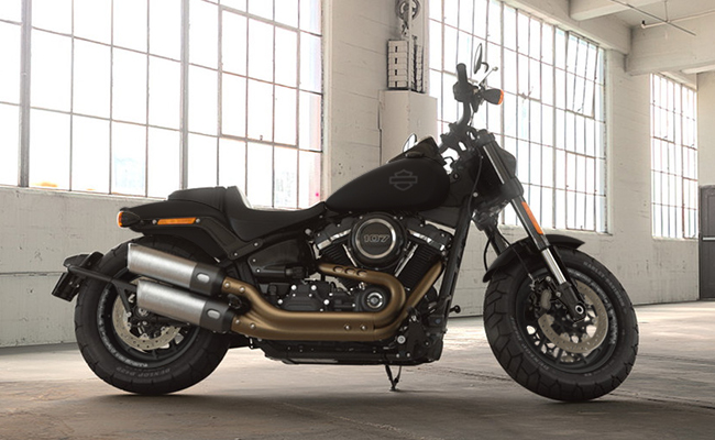 Harley Davidson Fat Bob Latest Price Full Specs Colors