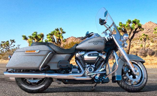 Harley Davidson Road King Latest Price Full Specs Colors