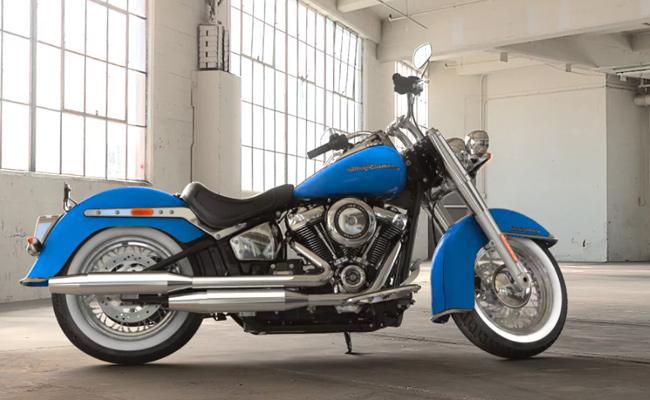 Harley Davidson Softail Deluxe Latest Price Full Specs