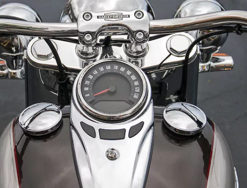 Harley Davidson Softail Deluxe Technology