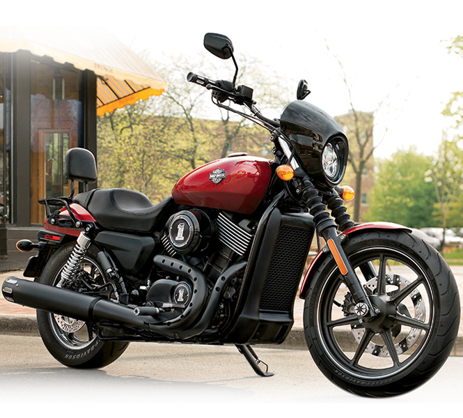 Harley Davidson Street  On Road Price In Indore