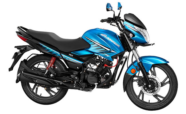 Hero Glamour PGM Fi Model: Power, Mileage, Safety, Colors | SAGMart