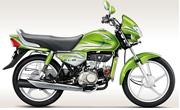 Hero HF Deluxe Eco Leaf Green