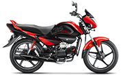 Hero Splendor iSmart Red And Black