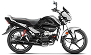 Hero Splendor iSmart Silver And Black