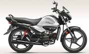 Hero Splendor iSmart heavy-grey