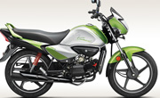 Hero Splendor iSmart Leaf Green