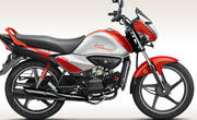 Hero Splendor iSmart Sports Red
