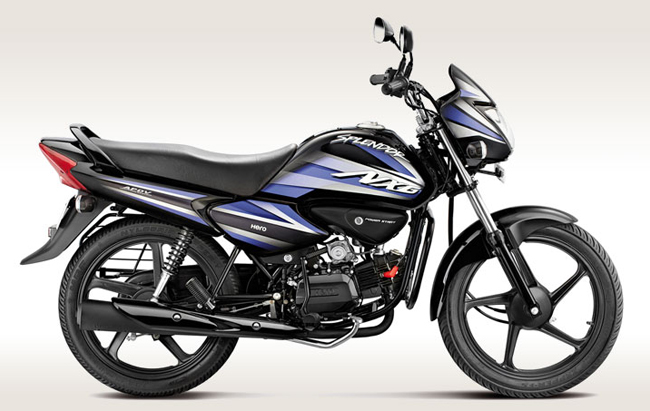 Hero splendor nxg latest price full specs colors - Hero splendor ismart mileage per liter ...