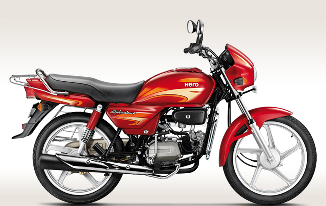 Hero Splendor Plus Lat...