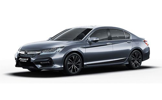 Accord in india features reviews specifications sagmart for Grey honda accord