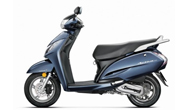 Honda Activa 125 Midnight Blue Metallic