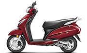 Honda Activa 125 Rebel Red Metallic