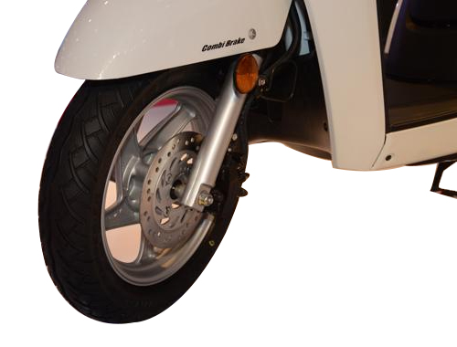 Honda Activa 125 Safety