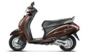 Activa 4G Majestic Brown Metallic