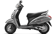 Activa 3G Geny Grey Metallic