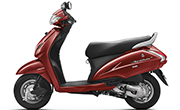 Activa 3G Imperial Red Metallic