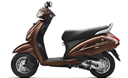 Activa 3G Majestic Brown Metallic